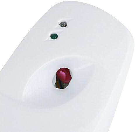 Gorgeri ABS Home Indoor Automatischer verstellbarer weißer Lufterfrischer Duftsprayspender zur Wandmontage