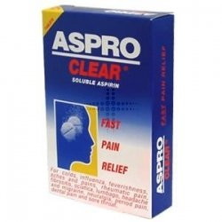 Aspro Clear Soluble Aspirin x 30