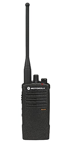 Motorola On-Site RDU4100 10-Channel UHF Water-Resistant Two-Way Business Radio by Motorola Solutions