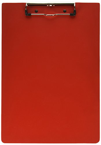(Omnimed Hard Poly Clipboard, Multiple Colors Available (Red))