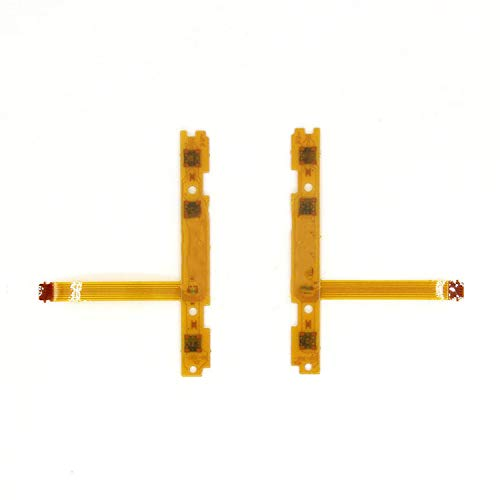 - SR SL Right Left Button Key Flex Cable for Nintendo Switch NS Joy CON Repair Part (SR +SL Flex Cable)