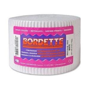 PAC37014 - Pacon Bordette Scalloped Decorative Borders