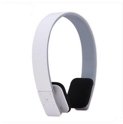 Crabot KM-001 blanco inalámbrico Bluetooth auriculares estéreo auriculares para iPhone HTC Samsung Galaxy teléfono celular PC portátil: Amazon.es: ...