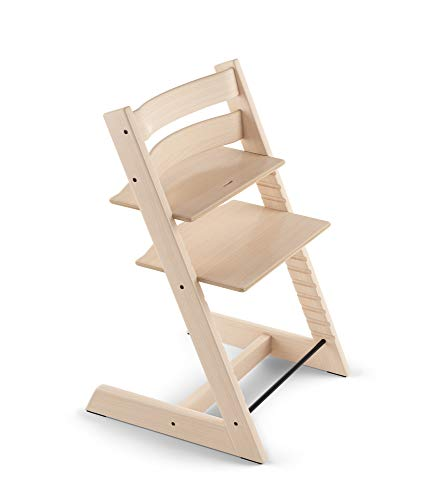 Stokke 2019 Tripp Trapp Chair, Chair Only, Natural