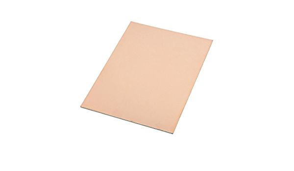 Fabr EP Single Sided Photo coated board 200 x 150mm EX