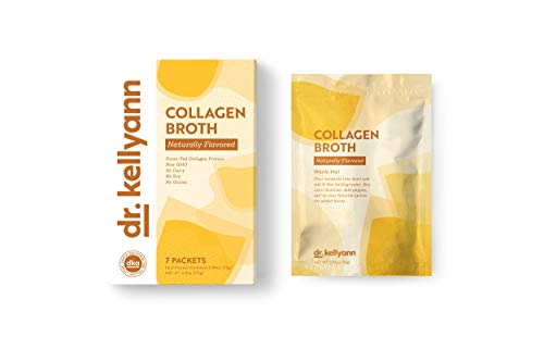 Bone Broth Collagen To Go Packets: (7 servings per box) from Bone Broth Expert Dr. Kellyann   100% Grass-Fed Collagen   Daily Serving of Collagen by Dr. Kellyann (Image #8)