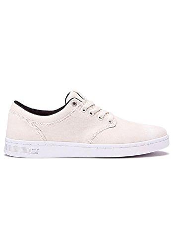 Supra Chino Court, Sneaker Uomo Off White-off White