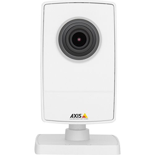 Axis Communications 0555-004 M1025 Network surveillance Camera, White