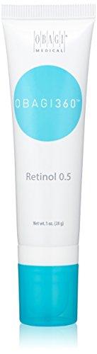 Retinol face cream. Obagi360 Retinol 0.5, 1 oz. #antiaging #antiagingskincare