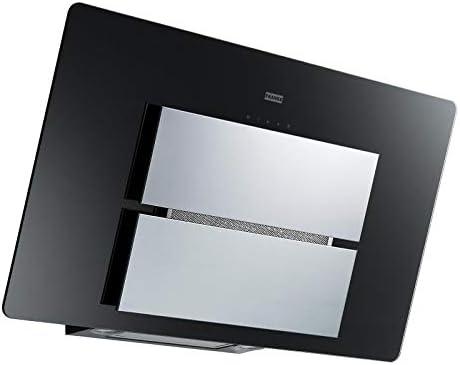 Franke Maris fma907bkxs/Campana extractora Campana/pared/LED/eficiencia energética A +/90 cm/cristal negro de acero inoxidable/330.0507.737: Amazon.es: Grandes electrodomésticos