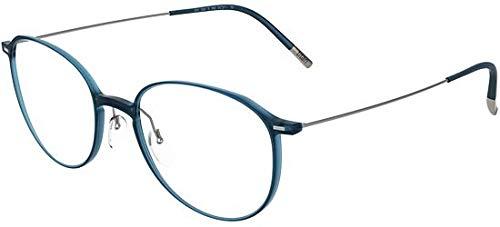 Silhouette Gafas de Vista URBAN NEO FULLRIM 2909 PETROL BLUE ...
