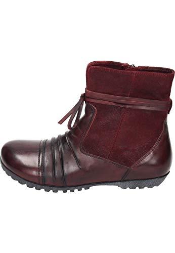Bateau Chaussures Rouge Femme Pour Piazza wq0XAgw