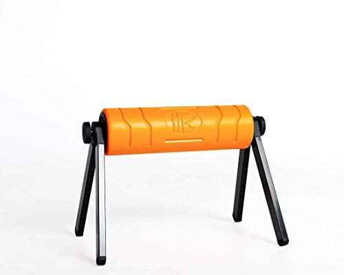 HighRoller, World s Most Efficient, Patented, Ergonomic Foam Roller, Rolling Muscle and Fascia Care Physical Therapy Aid Pilates Stretching