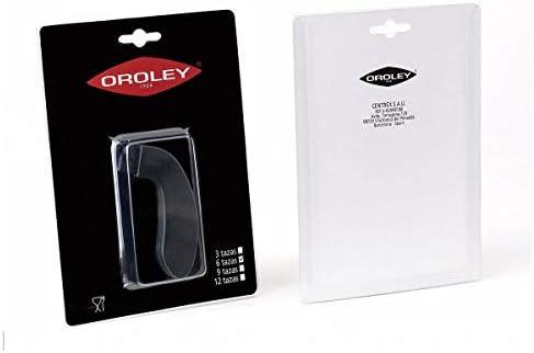 Oroley - Recambio de Asa Cafetera Italiana Alu/Touareg, Silicona ...
