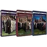 Masterpiece: Downton Abbey Complete Seasons 1, 2, & 3 DVD Bundle