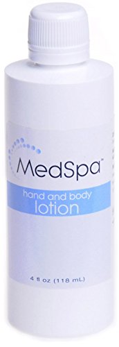 Medline MSC095004 MedSpa Hand and Body Lotion, 4 oz (Pack of 60) ()