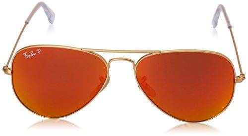 Ray-Ban Rb3025 Classic Polarized Aviator Sunglasses