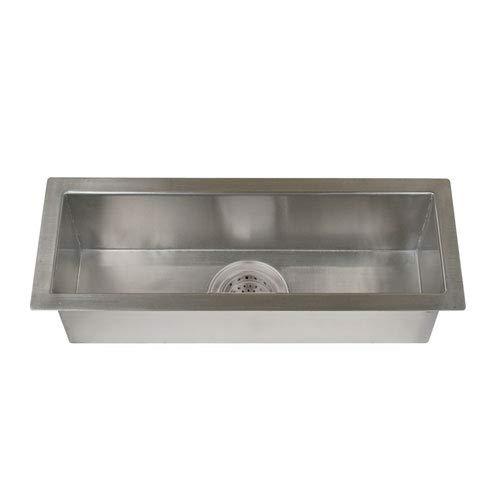 Barclay TSSSB2128SS Kssdb2572 Ss Guilio 32 60//40 Undermount Sink 32 X 18 X 10