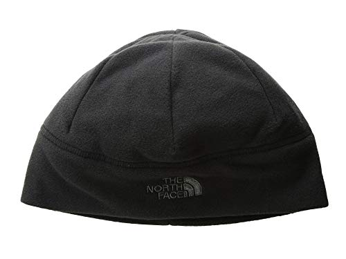 The North Face TNF Standard Issue Beanie, TNF Black/Asphalt Grey, Large/X-Large (Best North Face Fleece)