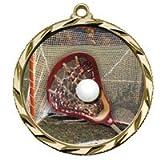 Engraved Lacrosse Medals (3-Pack)