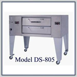 Bakers Pride GS/DS Series Gas Deck Oven : Bakers Pride DS-80