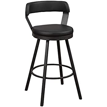 Amazon Com Homelegance 5566 Swivel Pub Height Chair Set