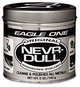 Eagle One 1035605-6PK Nevr-Dull Wadding Polish - 5 oz., Pack of 6