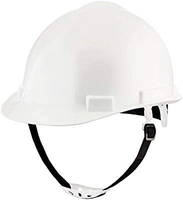NoCry Heavy Duty Hard Hat - Construction Safety Helmet with ...