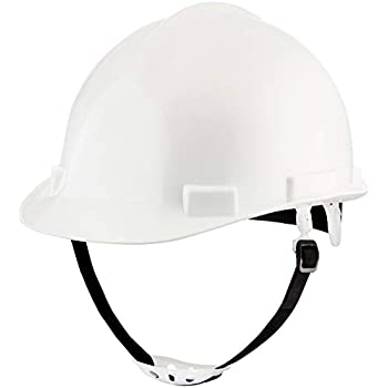 0ecfe0fd621 NoCry Heavy Duty Hard Hat - Construction Safety Helmet with Adjustable  4-Point Suspension System