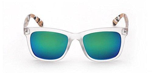 polarisées métallique cercle style lunettes du Lennon et rond Bleu en soleil Vert de inspirées vintage retro vpxqPqEwW