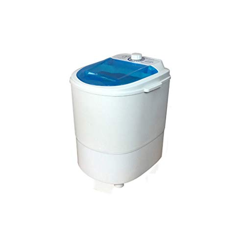 JYDQM Power Mini Washer Can Wash Clothes Dryer Single Tub Top Loading Wahser Dryer Semi Automatic