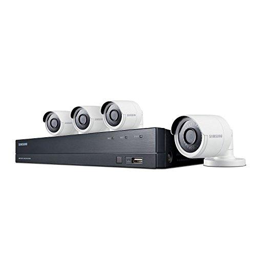 Samsung Wisenet Super HD Samsung wisenet DVR Video Security System