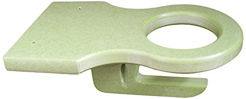A & L Furniture Poly Cup Holder, Lime