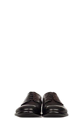 Lemargo Uomo Ac03c Scarpe Stringate In Pelle Marrone