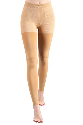 +MD 15-20mmHg Women's Footless Compression
