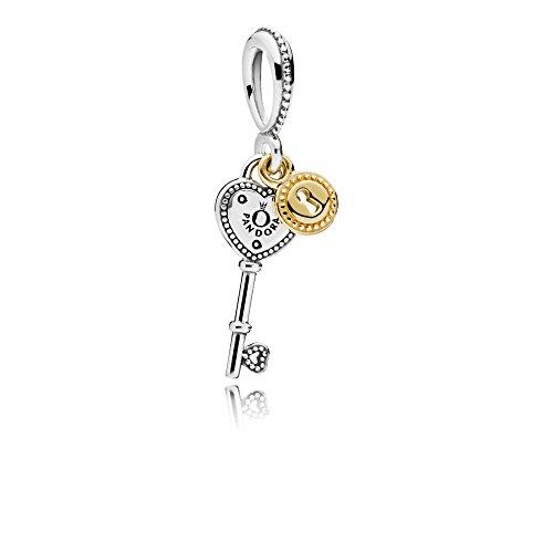 PANDORA Key to My Heart Dangle Charm, 796593