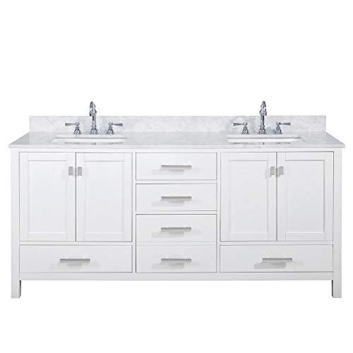 Luca Kitchen & Bath LC72PWW Tuscan 72