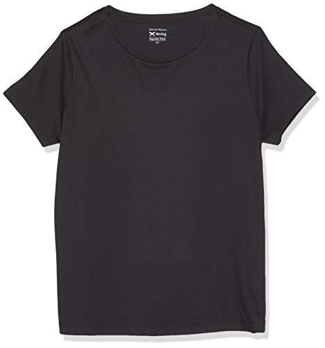 Blusa básica, K4CQN10SI, Hering, Feminino, Preto, G