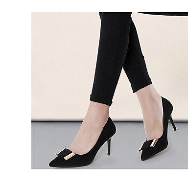 Cm Femme Lvyuan Arrière A 5 Noir 2 Vert Bride Printemps Polyuréthane Gris Décontracté À Talons Gray Chaussures ggx 4 5 UUqrx05