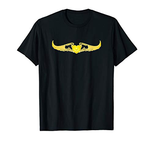 (Winged Heart Symbol - Sufi T-Shirt)