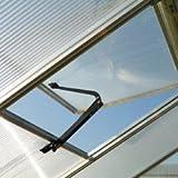 Monticello Automatic Roof Vent Kit, Aluminum