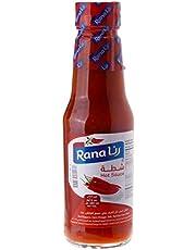 Rana Hot Sauce, 180 ml - Pack of 1, 015102