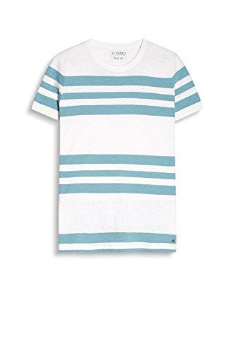 ESPRIT, Camiseta para Hombre Verde (Aqua Green)
