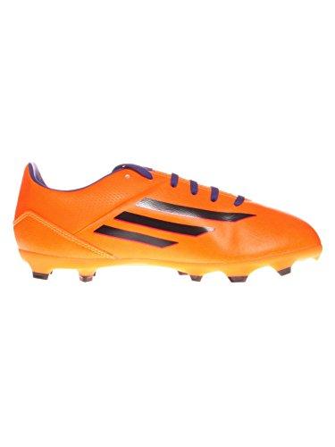 adidas Performance F10 TRX FG G65347 Herren Fußballschuhe Arancione/Viola