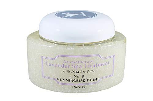 - Hummingbird Farms Dead Sea Salt Treatment No. 9 (8 oz.)