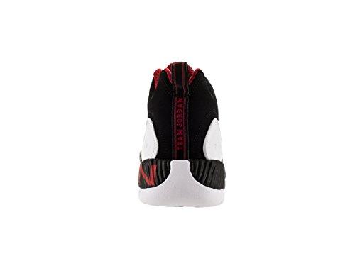 Nike Jumpman Team-ii-basketball-schuh Bianco / Varsity Rosso / Nero