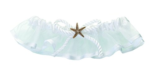Lillian Rose Coastal Mist Garter