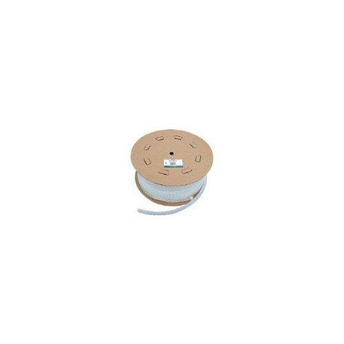 Pan-Wrap Split Harness Wrap, Flame Retardant, Polyethylene, 0.38
