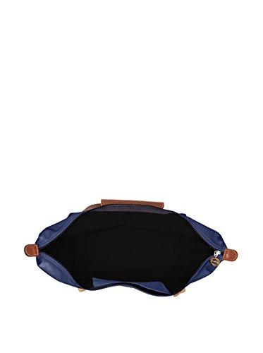 Tote Women's Longchamp Large Blue Le 556 bag Pliage Bag Navy wISgqpIn