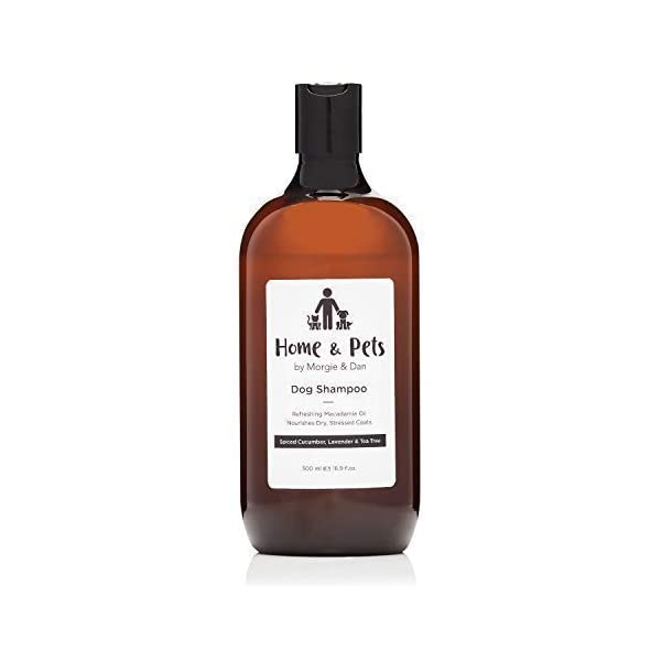 Dog Shampoo – 100% Organic, All Natural Hypoallergenic Chemical Free Shampoo, Suitable for Pets with Sensitive Skin… Click on image for further info.